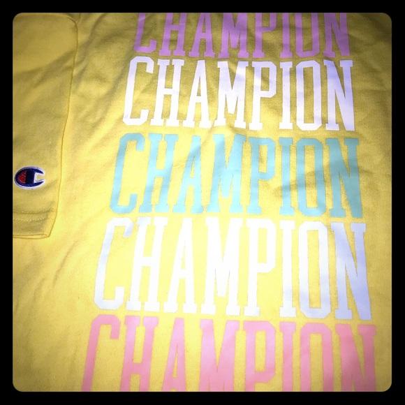 Champion Tops - Champion Lady's